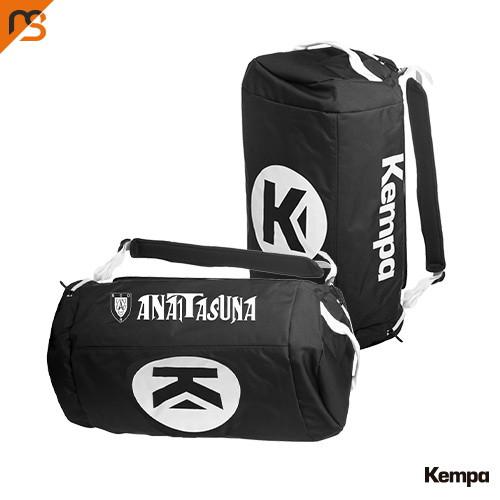 K-LINE BAG (40L) negro/blanco ANAITASUNA