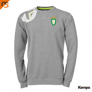 CORE 2.0 TRAINING TOP gris oscuro mezcla ANAITASUNA